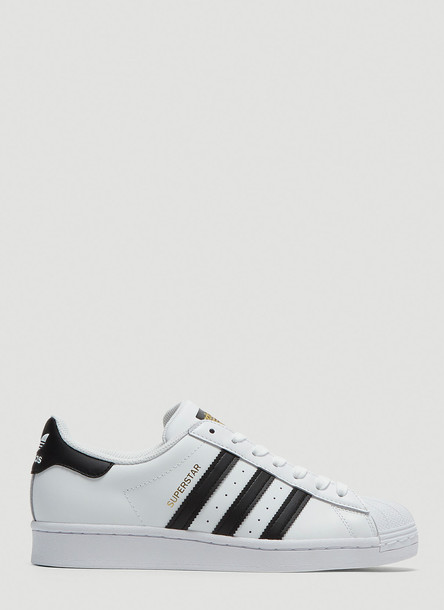 Adidas Superstar Sneakers in White size UK - 07.5