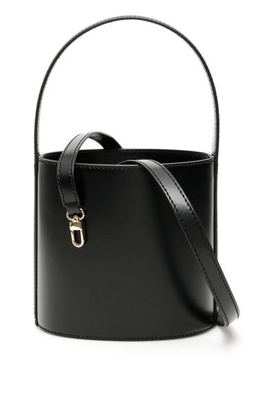STAUD Bissett Bucket Bag in black