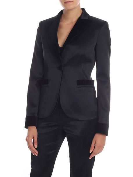 Moschino Tuxedo Jacket in nero