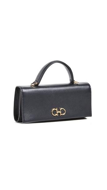 Salvatore Ferragamo Crossbody Bag in nero