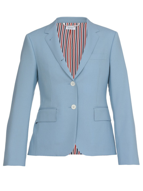 Thom Browne Single-breasted Jacket in blue