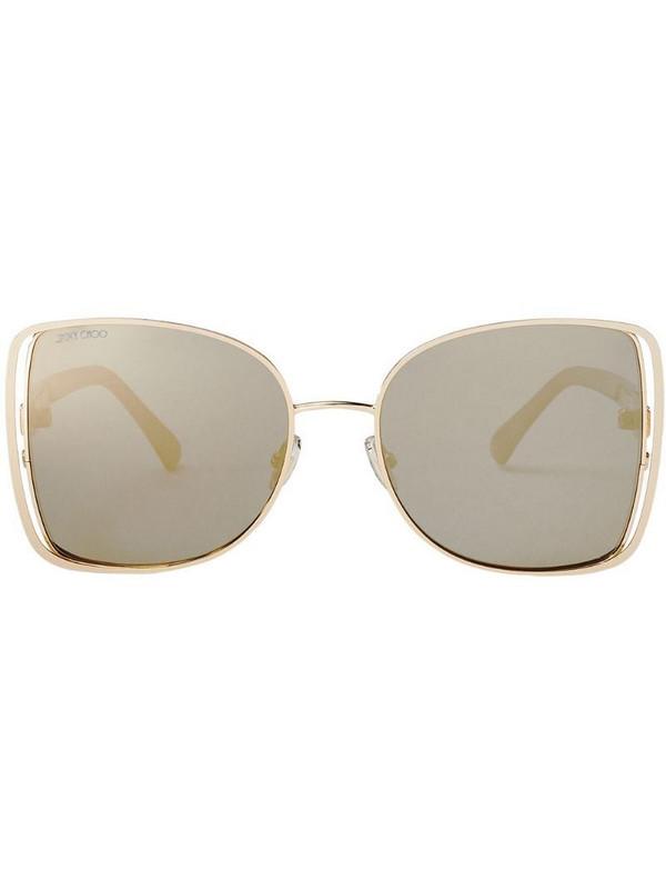 Jimmy Choo Eyewear Frieda sunglasses in grey