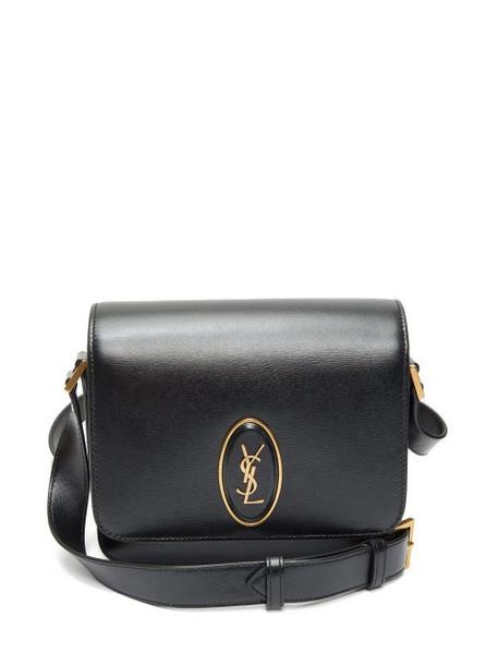 Saint Laurent - Le 61 Leather Cross-body Bag - Womens - Black