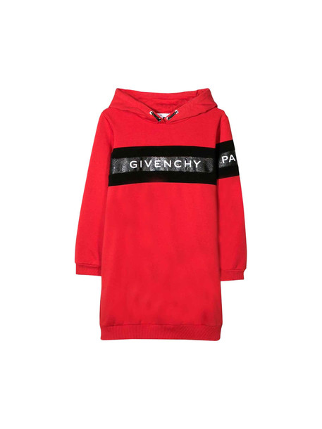 Givenchy Red Girl Dress