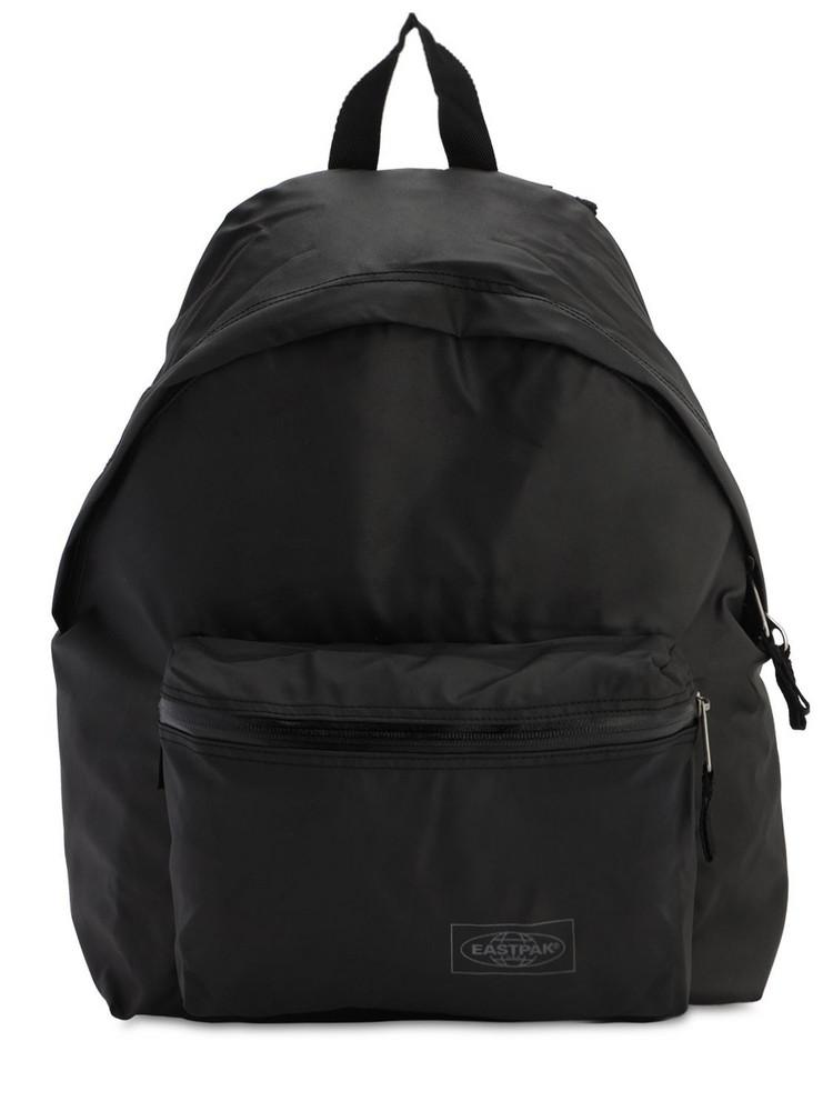 EASTPAK 24l Padded Pak'r Nylon Backpack in black