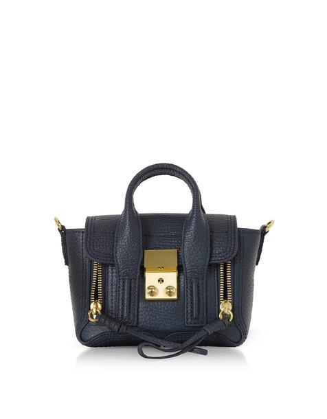 satchel bag satchel bag leather blue
