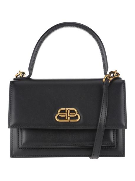 Balenciaga Xs Sharp Tote Bag in black