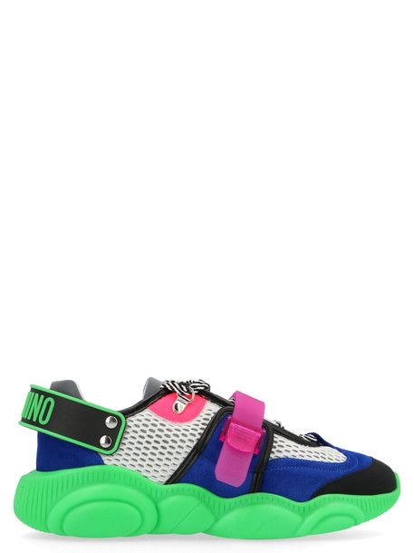 Moschino 'special Edition' Shoes in green