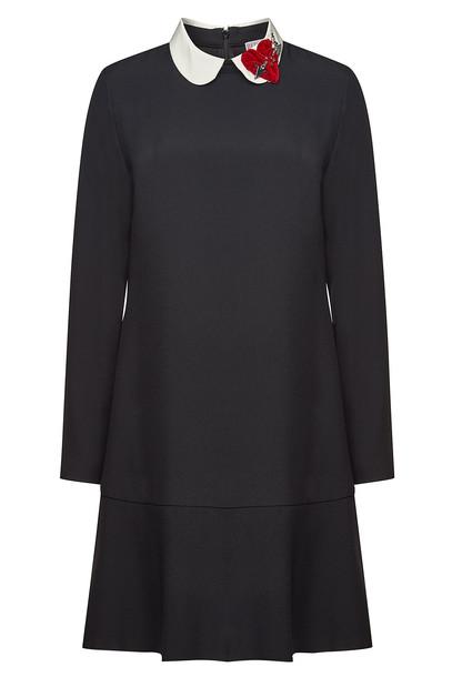 RED Valentino Mini Dress in black