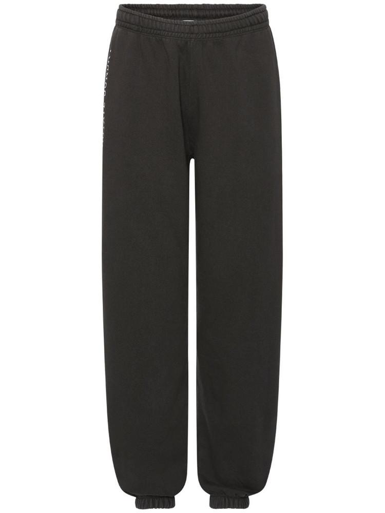 ROTATE Sunday Capsule Jersey Mimi Sweatpants in black