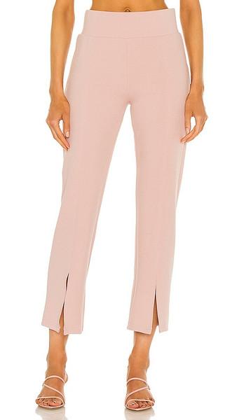 NICHOLAS Clio Pant in Blush in lilac
