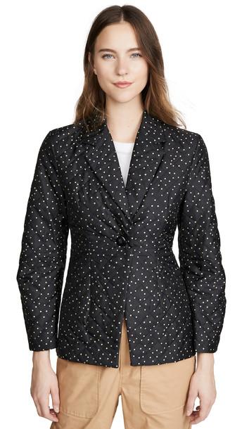 BAUM UND PFERDGARTEN Bente Quilted Blazer in black