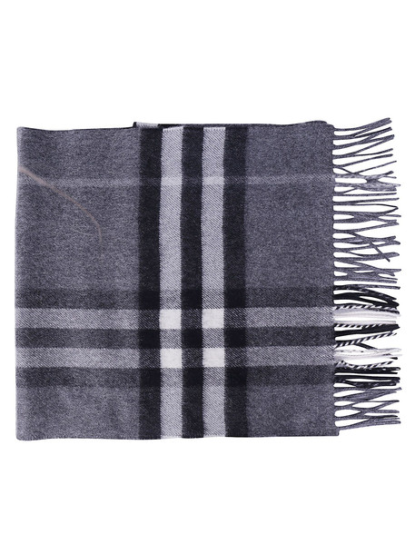 Burberry Giant Scarf in grey