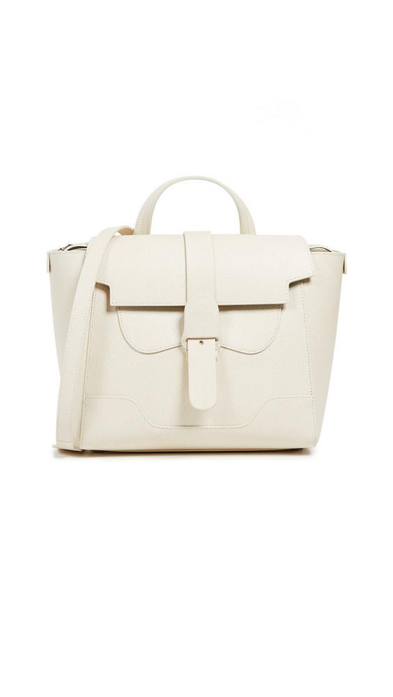 Senreve The Midi Maestra Bag in cream