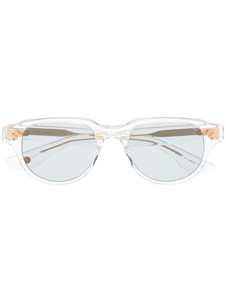 Dita Eyewear Telehacker square-frame sunglasses - Neutrals
