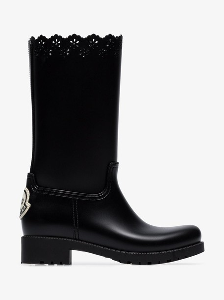 Moncler Genius Rebekah boots in black