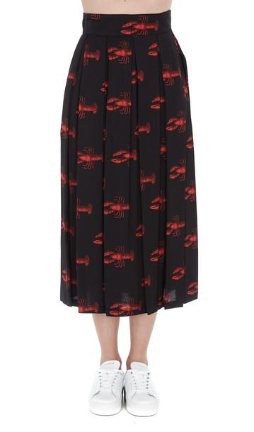 Department 5 Lamp Skirt in black