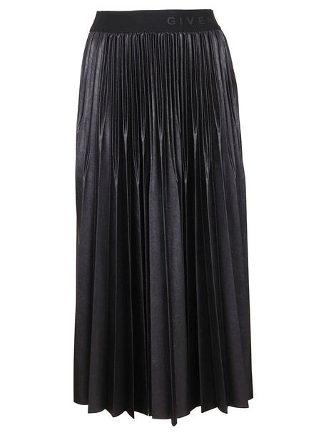 Givenchy Midi Skirt in black