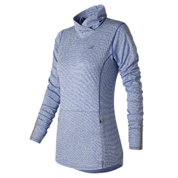 New Balance 63215 Women's Beacon Pullover - Blue (WT63215MJH)