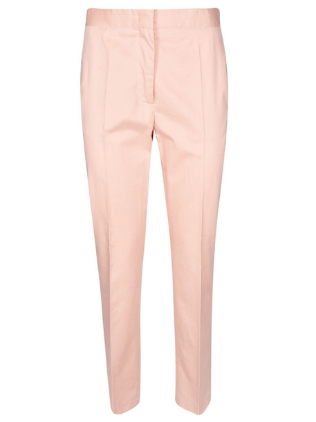 Alberta Ferretti Concealed Trousers in pink
