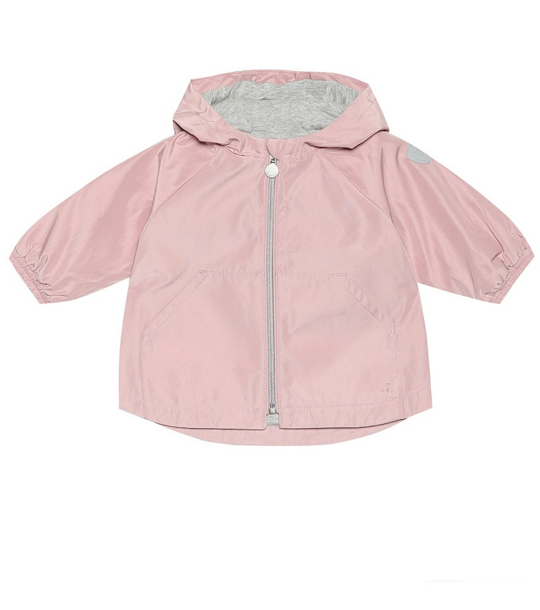 Bonpoint Baby technical parka in pink