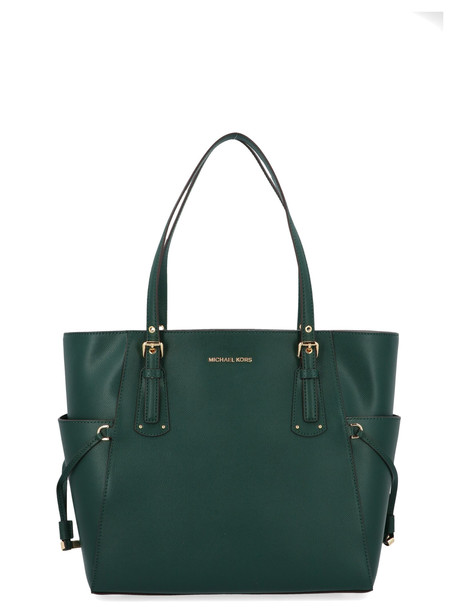 Michael Michael Kors 'voyager' Bag in green