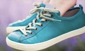 shoes,cute teal sneakers i saw one an add