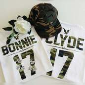 top,couple,couples shirts,country style,t shirt.,matching set,matching couples,matching shirts
