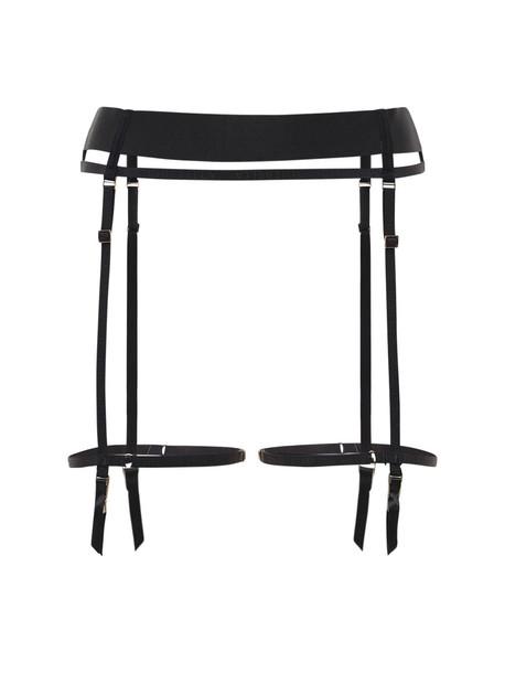 BLUEBELLA Hale Mesh Suspender Belt in black