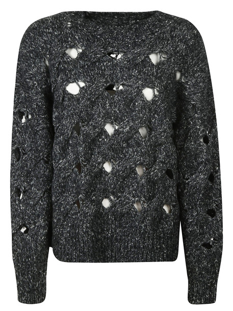 Isabel Marant Sesley Pullover in anthracite