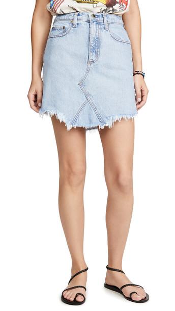Nobody Denim Edge Skirt