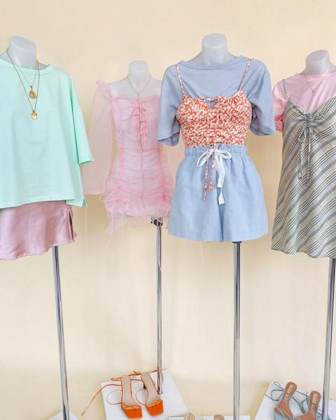 dress skirt top