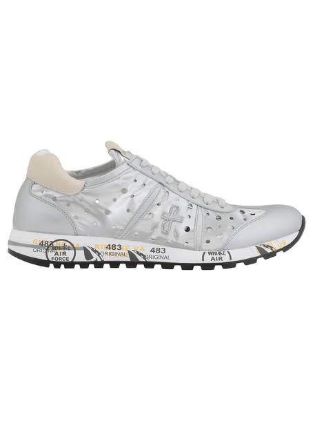 Premiata Lucy-d Sneaker in silver