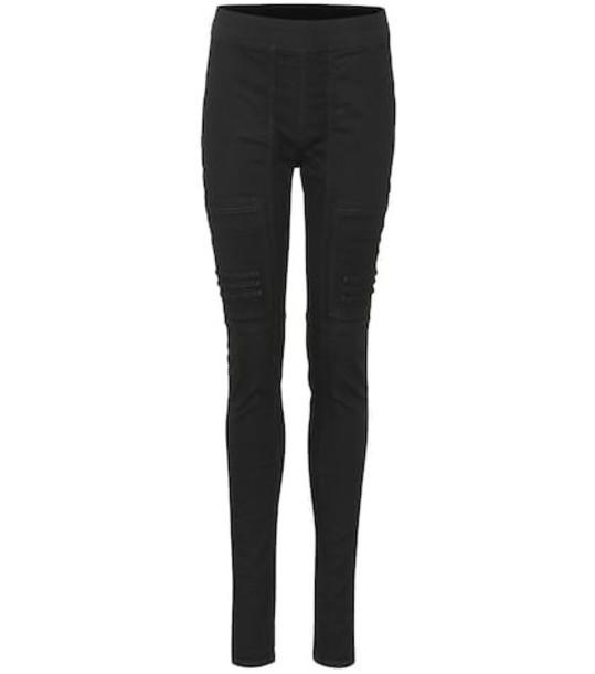 Rick Owens DRKSHDW Nagakin leggings in black