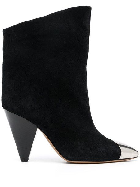 Isabel Marant Lapee ankle boots in black