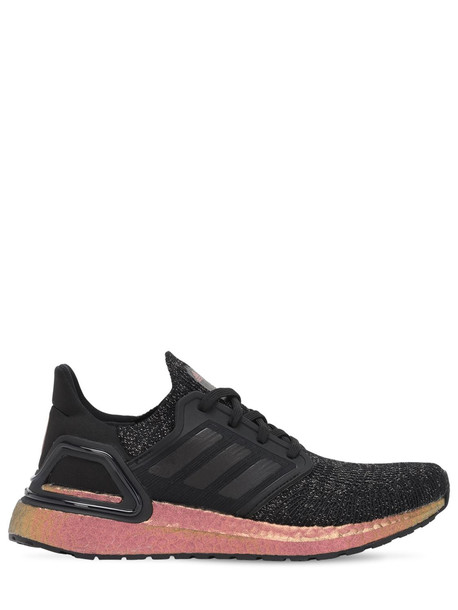 ADIDAS PERFORMANCE Ultraboost 20 W Sneakers in black / pink