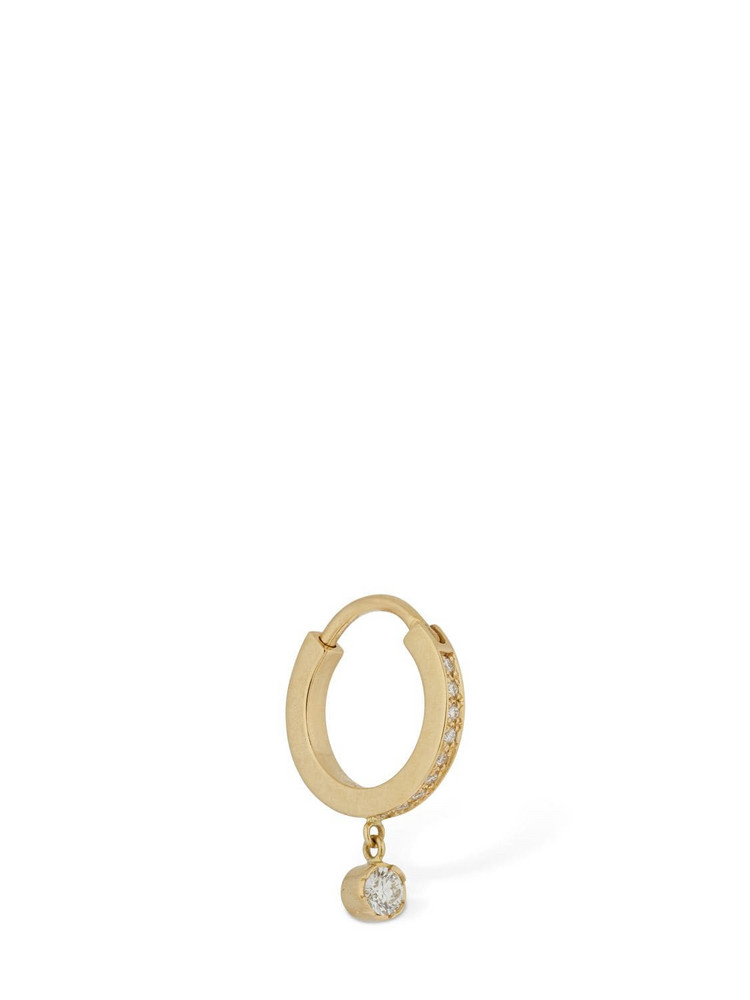 SOPHIE BILLE BRAHE 18kt Gold & Diamond Daisy Mono Earring