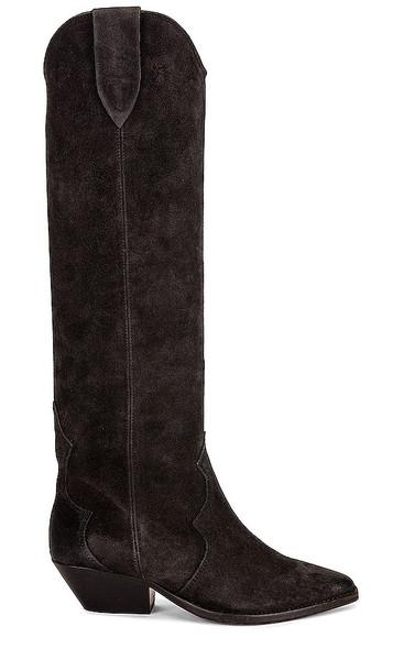 Isabel Marant Denvee Boot in Black