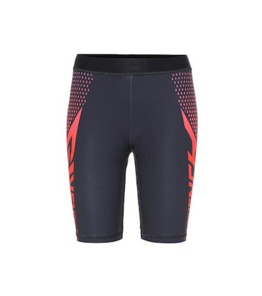 Givenchy Technical stretch shorts in black