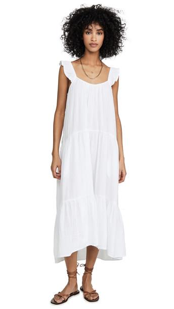 XIRENA Rumer Dress in white