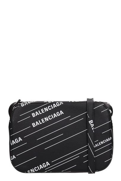 Balenciaga Everyday Camera Bag in black