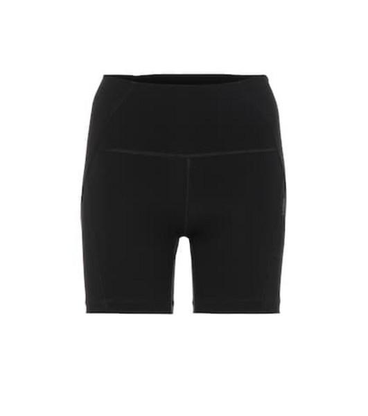 Lndr Compression Bike shorts in black