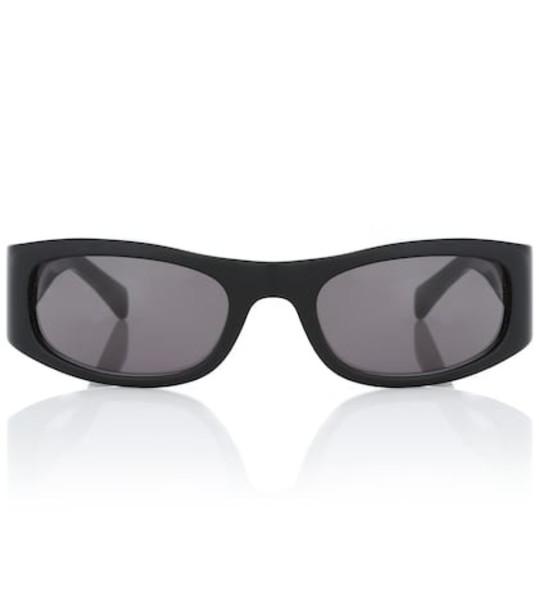 Celine Eyewear Rectangular sunglasses in black