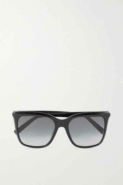 GIVENCHY - D-frame Acetate Sunglasses - Black