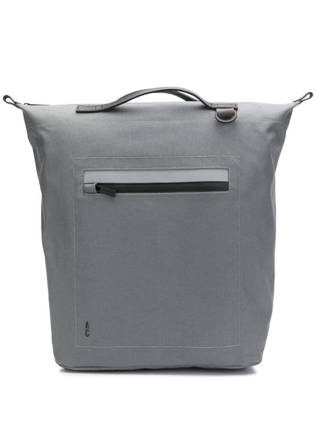 Ally Capellino Hoy backpack in grey