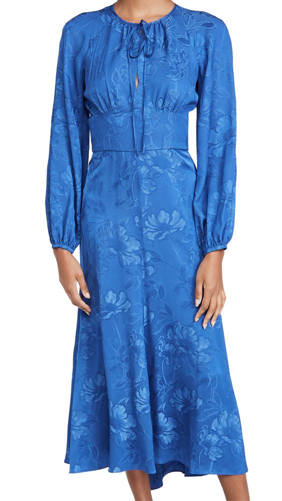 Silvia Tcherassi Lottie Dress in blue