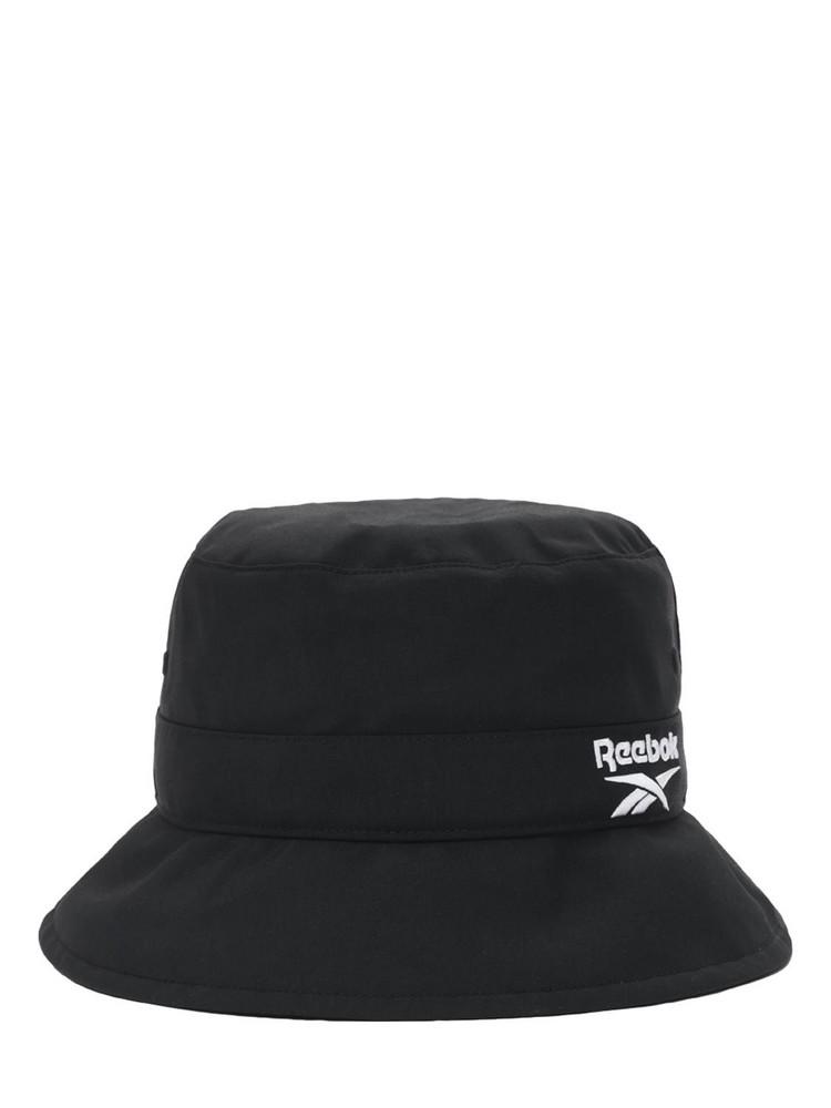 REEBOK CLASSICS Cl Fo Bucket Hat in black