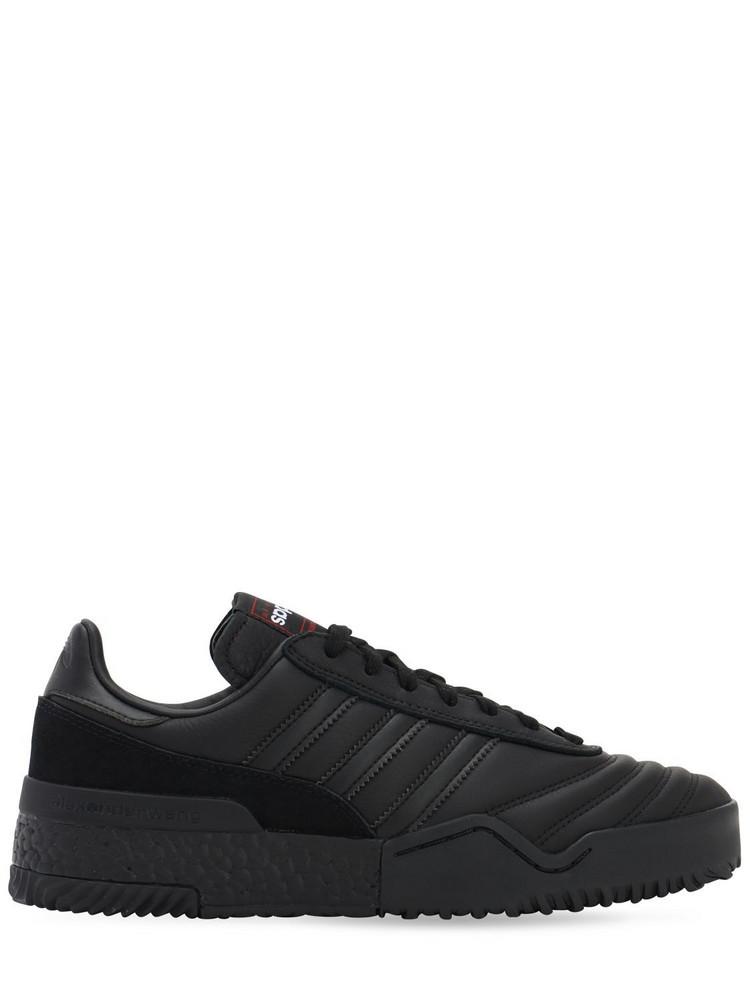 ADIDAS ORIGINALS BY ALEXANDER WANG Alexander Wang Bball Soccer Sneakers in black