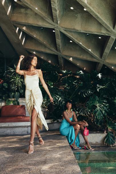 Cult Gaia Natasha Dress - Sand                                                                                               $598.00