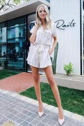 shorts,lauren bushnell,celebrity,top,blouse,shirt,instagram